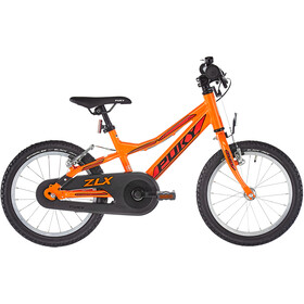 "Puky ZLX 16-1 Alu F Fahrrad 16"" Kinder racing orange"